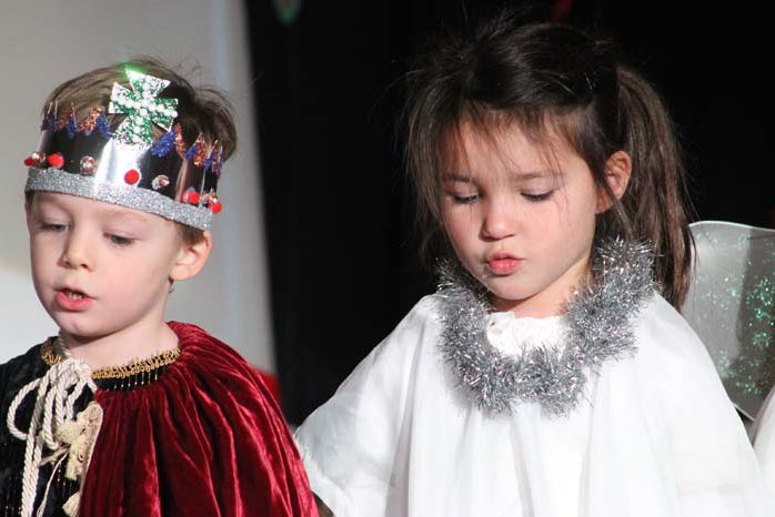 St Mary's School Kindergarten and Nursery Nativity