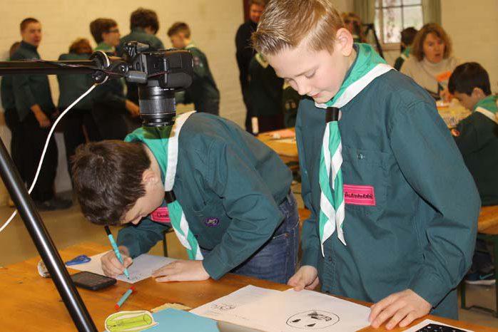 Henley Scouts Filmmaking