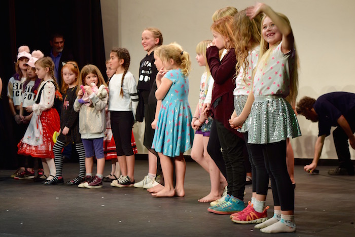 Henley's Got Talent Show Mayor's Charities