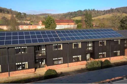 Henley In Transition Launch Free Solar Panel Community