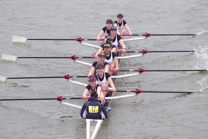 Henley Rowing Club Heads Races