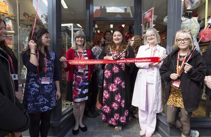 British Heart Foundation Opens New Henley Shop