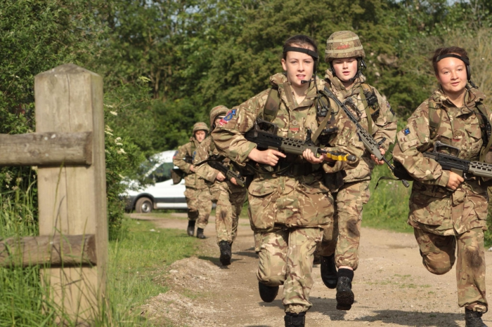 Image result for army cadets