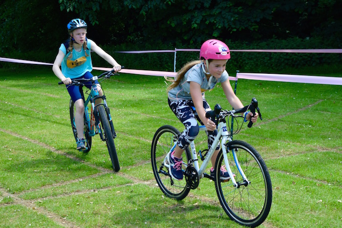 Henley UK Kids Fun Triathlon 2018 at Gillotts Leisure Centre