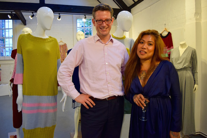 Local Designer Janice Greene Sustainable Fashion Line Launch