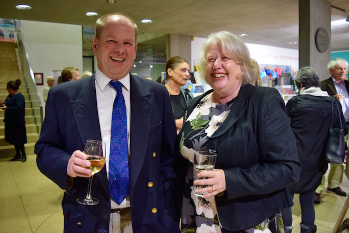 Happy Birthday River & Rowing Museum Turns 20 Approaching Thunder Exhibition Celebration