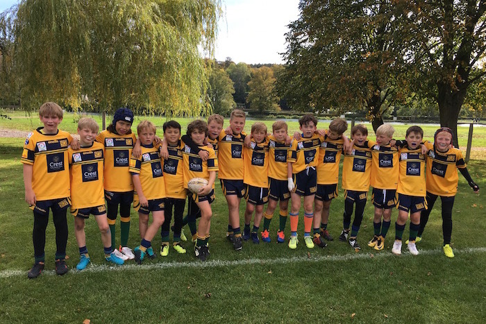 Henley Hawks Host Minis and Juniors South East Rugby Festival