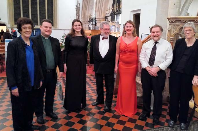 Choirs Join Together to Sing Handel's Messiah at Festival
