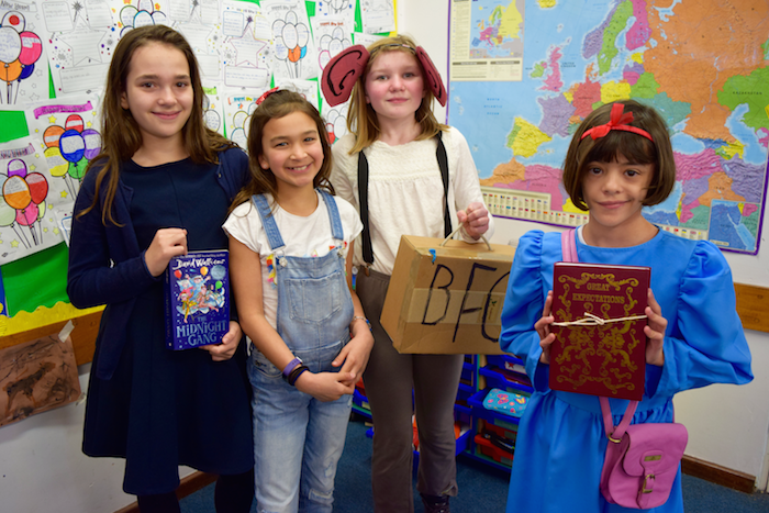 Henley Schools Dress Up For World Book Day 2019