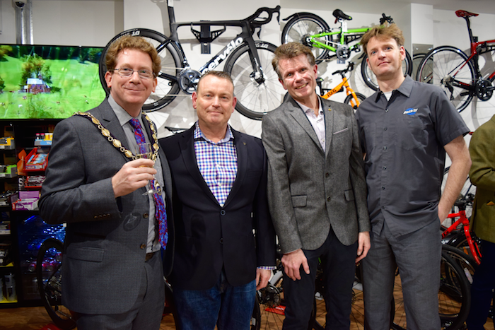 New Duke St Henley Cycles Shop Opens Its Doors