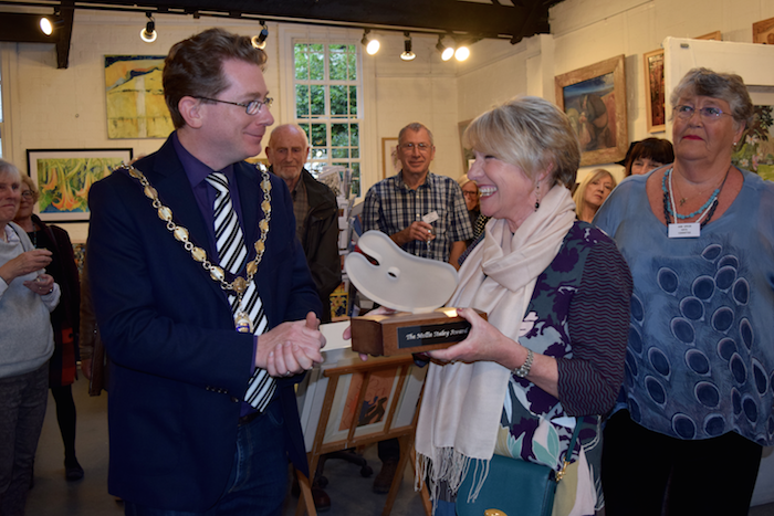 Henley Art & Craft Guild Celebrates Local Artists At Old Fire Station Gallery Spring Exhibition