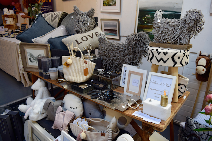 Fifth Annual Henley Pop Up Shop At Old Fire Station Gallery